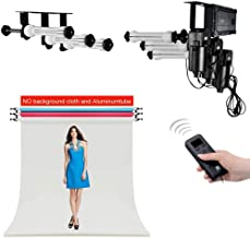 Fotoconic 3 Roller Motorized Electric Wall Ceiling Mount Background Support System with Remote