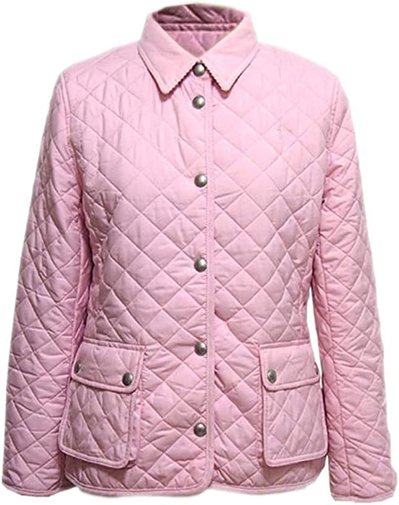 Ralph Lauren Polo Kids Portland Mall Girls Sale Pony Embroidery Jacket Pi Quilting