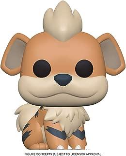 Funko Pop! Games: Pokemon - Growlithe, Multicolor