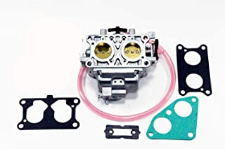 15003-2766 Carbpro Carburetor Compatibility With Kawasaki Mule 3000/3010 / 3020 With 4 Gaskets