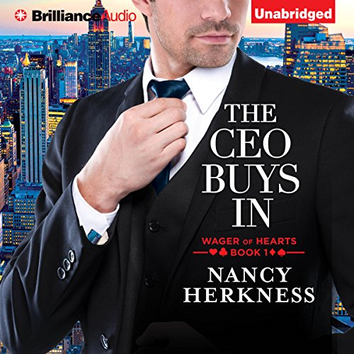 The CEO Buys In audiobook cover art