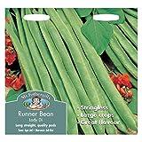 Mr Fothergill's 18437 Vegetable Seeds, Runner Bean Lady Di