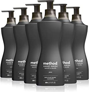 Method Gel Liquid Hand Soap, Yuzu, 6 Count