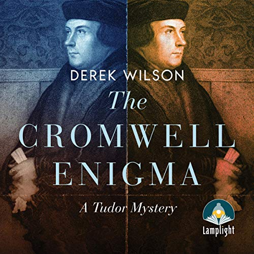The Cromwell Enigma  By  cover art