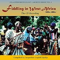 Vol. 2-Fiddling in West Africa 1950-90