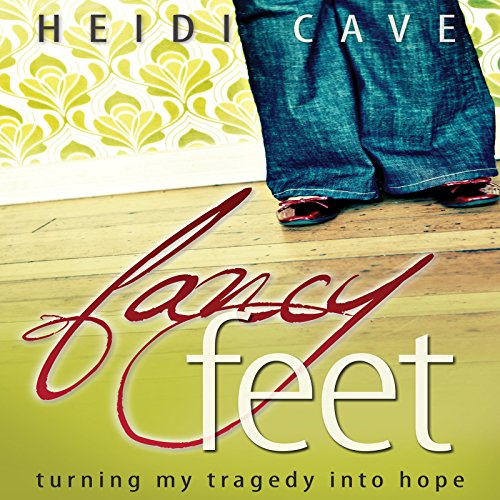 Fancy Feet audiobook cover art