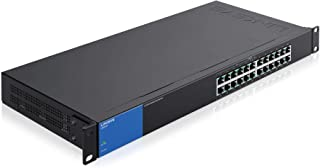 LinkSys Switch 24-Port Gigabit (LGS124-EU)