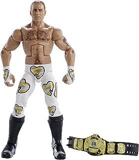 WWE Wrestlemania Elite Shawn Michaels Wrestlemania 12 Action Figure