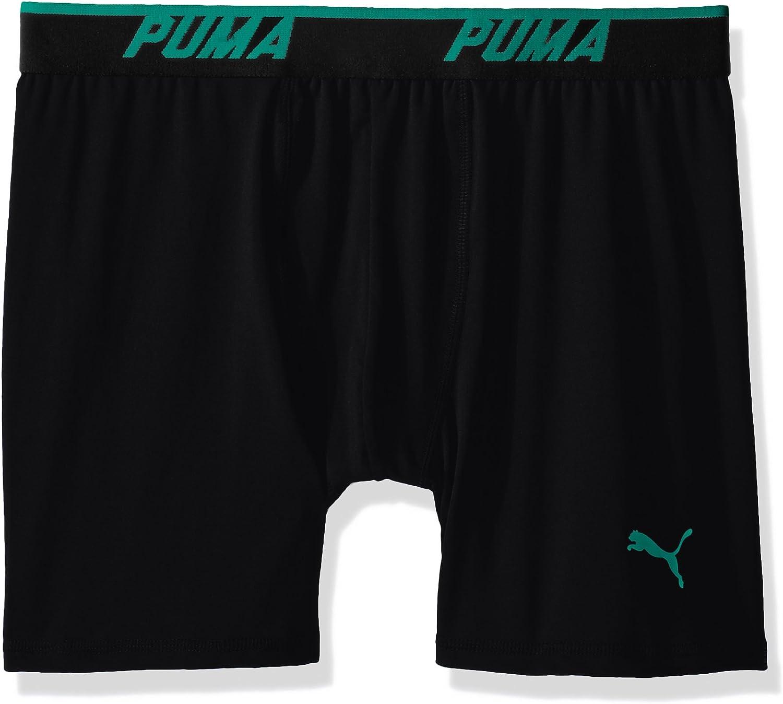 PUMA Men's 1-Pack Boxer Brief