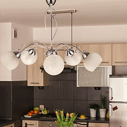 Amazon.it: Lampadari Moderni Per Salotto: Casa e cucina