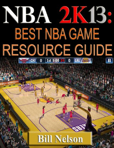 Best NBA Game Resource Guide (English Edition)