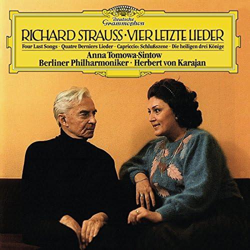 Anna Tomowa-Sintow, Berliner Philharmoniker & Herbert von Karajan