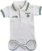 Lansdowne Kids White Ireland Rugby Vest