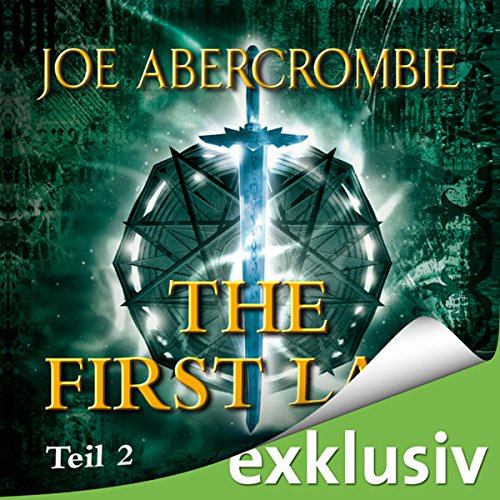 The First Law 2 audiobook cover art