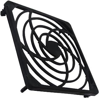 AERZETIX: Rejilla de protección a Clip 80x80mm ventilación para Ventilador de Caja de Ordenador PC C15154