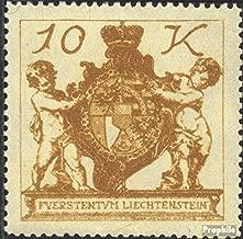 Liechtenstein 39 1920 Clear Brands (Stamps for Collectors)