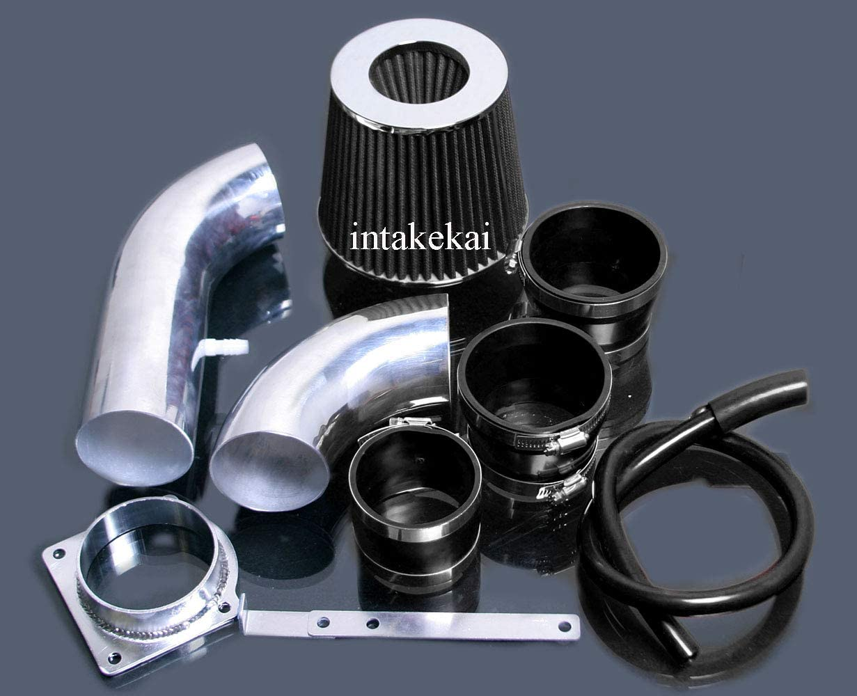 PERFORMANCE COLD AIR INTAKE KIT + FOR FORD Virginia Beach Mall EXPL FILTER 2001-2003 Limited price sale