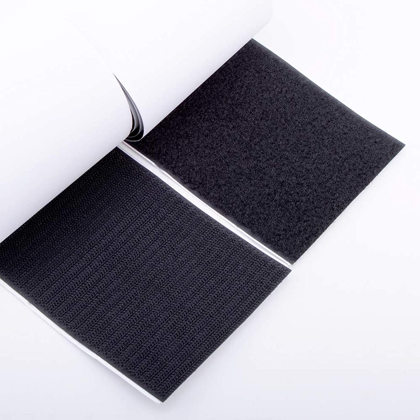 Self Adhestive Hook and Loop Strips Sticky Back Nylon Fabric Tape 4