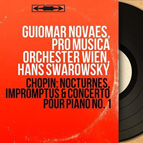 Guiomar Novaes, Pro Musica Orchester Wien, Hans Swarowsky