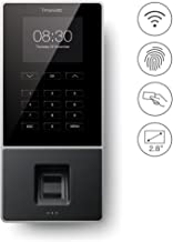 biometric fingerprint time clock attendance system