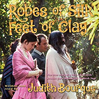 Robes of Silk Feet of Clay audiobook cover art