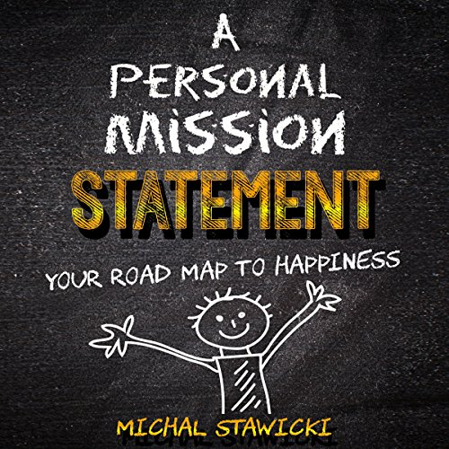 A Personal Mission Statement audiobook cover art