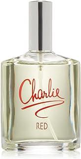 Revlon Charlie Red Eau de Toilette, Donna, 100 ml