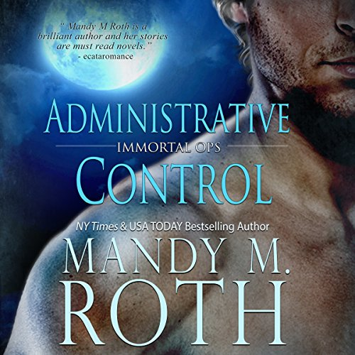 Administrative Control audiobook cover art
