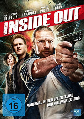 Chaperone + Inside Out (Triple H Double Pack) [2 DVDs]