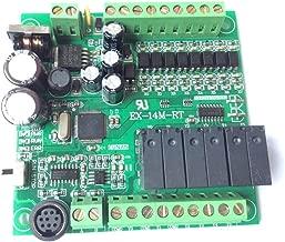 FidgetFidget 14MR 8 Input/6 Output,PLC by Mitsubishi FX1S Gx Developer Without Cable RS485