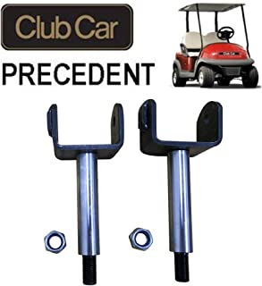 No. 1 accessories Front End King Pin Repair Kit for Club Car Precedent Golf Cart 04+ 103638601