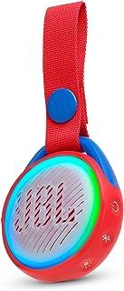 JBL JR POP Bluetoothスピーカー IPX7防水/ポータブル/ライトリング搭載 レッド JBLJRPOPRED【国内正規品/メーカー1年保証付き】