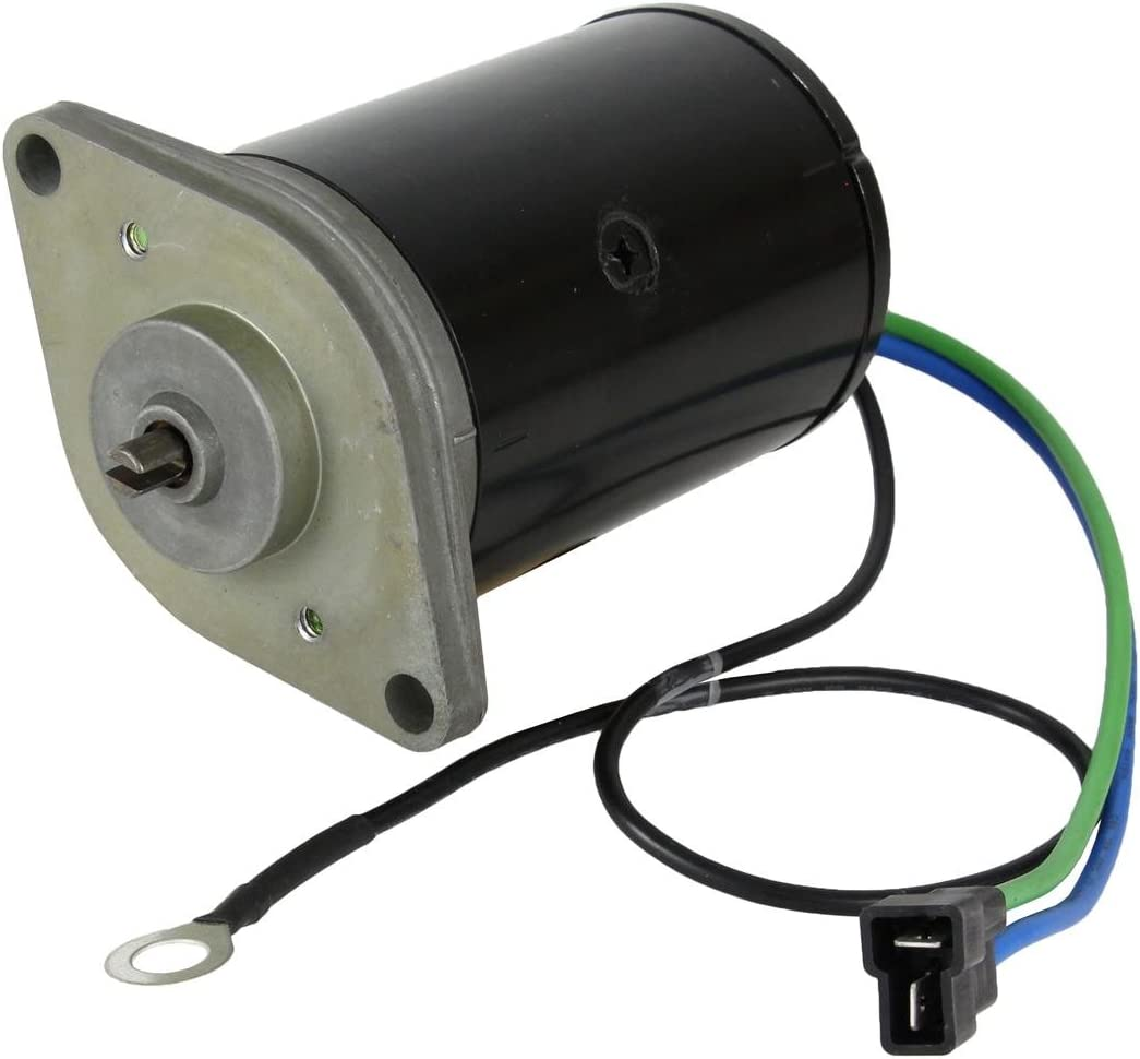 Rareelectrical NEW Sale special price TILT TRIM MOTOR WITH COMPATIBLE Discount mail order OMC 3-WIRE CO