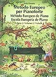 EMONTS - Metodo Europeo 2º para Piano (Libro)