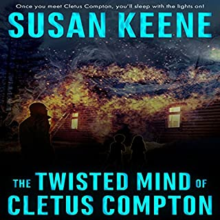 The Twisted Mind of Cletus Compton audiobook cover art