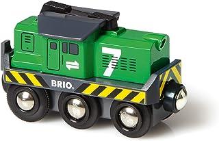 Brio-33214 Juego Primera Edad, Color Verde (33214
