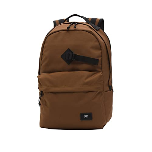 Vans Old SKOOL Travel Backpack Mochila Tipo Casual, 46 cm, 26 Liters, Marrón (Toffee)