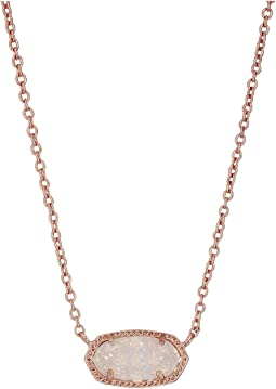 Kendra scott hayden necklace rose gold druzy Jewelry Women