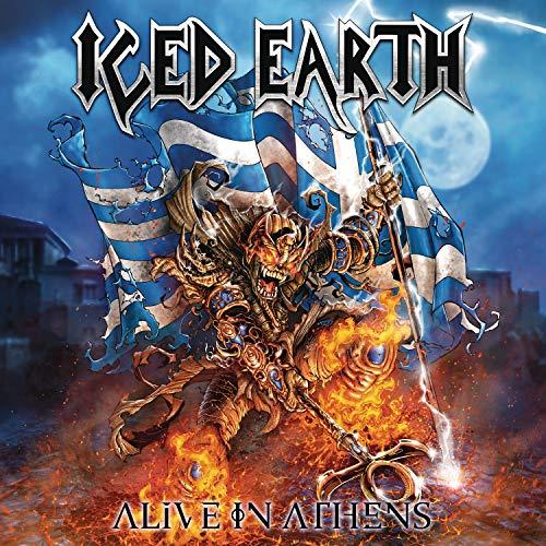 Iced Earth: Iced Earth - Alive in Athens (Ltd. black 5LP & LP-Booklet in Slipcase) [Vinyl LP] (Vinyl (Live))