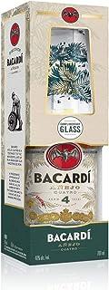Bacardi 4 Añejo Cuatro Gold Rum 1 x 0.7 l