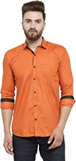 JAINISH Men's Cotton Blend Casual Shirt