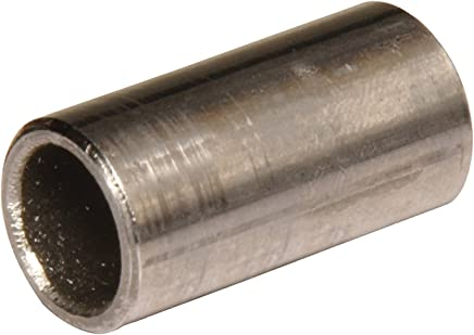 """SPACER BUSHING 5//8/"""" ID X 1/"""" OD PACK OF 10 ZINC PLATED STEEL"""
