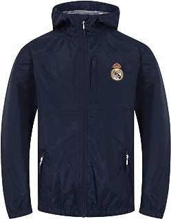 Official Football Gift Boys Shower Jacket Windbreaker