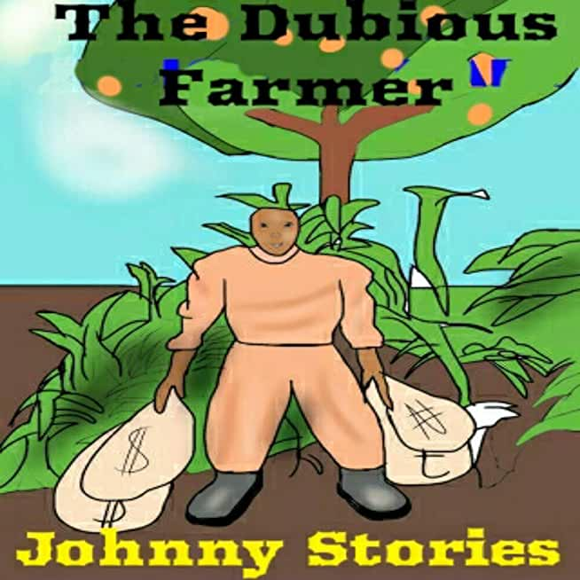 The Dubious Farmer: A short mystery story for kids (ages 9-11) (English Edition)