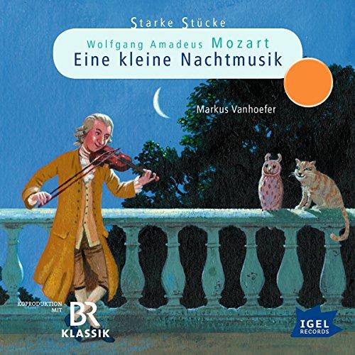 Wolfgang Amadeus Mozart: Eine kleine Nachtmusik Titelbild