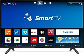 Smart TV Ultra Slim Full HD LED, Philips 43PFG5813/78, Preto