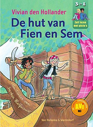 De hut van Fien en Sem (Fien & Sem) (Dutch Edition)