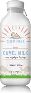 Desert Farms - Camel Milk Kefir (Frozen) [6 Pack]