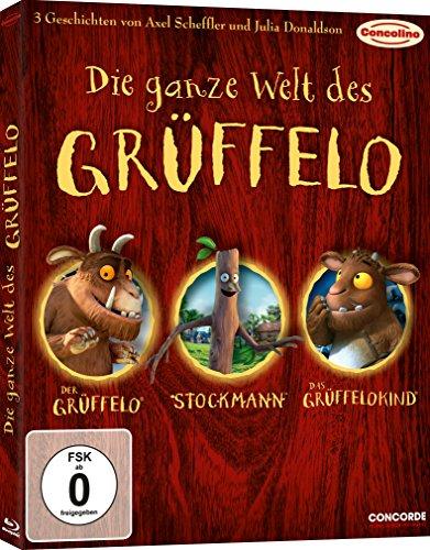 Die ganze Welt des Grüffelo [Blu-ray]