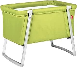 Baby Home Dream Portable Crib Lime